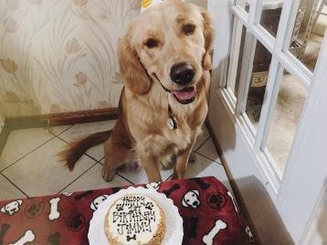 Jimmy & His Birthday Cake ❤︎